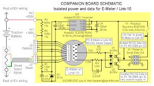 ev engineering lee hart e meter link 10 companion schematic