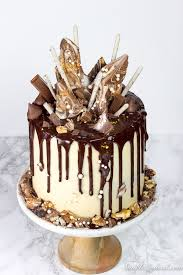 How To Make A Chocolate Drip Cake With All The Tips And Tricks You