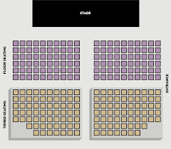 Smith Center Seating Chart Vegas Troesh Studio Theater The Smith Center For The Performing