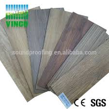 sound proof hardwood flooring wood rubber mat pvc flooring in india