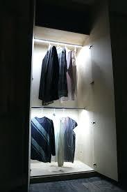 wardrobe lighting ideas. Closet Lighting Ideas Wardrobe Led Interior Small I