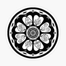 """Ornate White Lotus Tile"""" Pin by ..."""