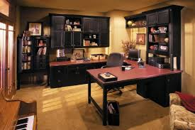 basement office design. The Most Basement Home Office Design Ideas