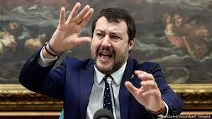 Salvini e renzi a porta a porta. Migration Italian Prosecutors Formally Ask Salvini To Stand Trial News Dw 20 03 2021