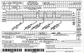 Truck Log Book For Sale Trucking Industry In The United States Wikipedia