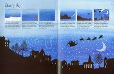 how to draw a starry sky from things to draw from a great activity book full of imaginative ideas for scenes
