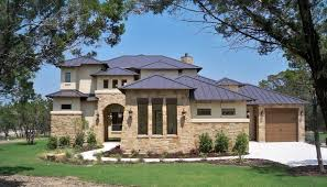 hill country house plans. Texas Hill Country Luxury Home Plans Large And Modern Residence With Garage Permanent Gate Feature Designe House