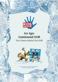 Ice Age: Continental Drift {Activity Sheets & Infographic}