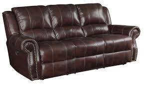 Sir Rawlinson Reclining Sofa from Coaster (650161) | Coleman Furniture