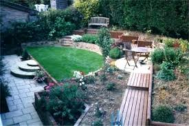 Small Front Garden Design Ideas Simple Sloping Garden Ideas Sloping Garden Design Ideas For Small Garden
