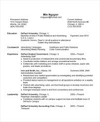 Flight Attendant Resume Templates Best Of 24 Flight Attendant Resume Templates Free Word PDF Document
