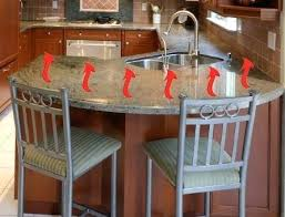 eliminate your cold counters warm them up with heating elements heated granite countertops