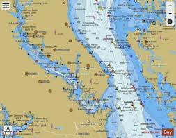 Chesapeake Bay Patuxent River And Vicinty Marine Chart