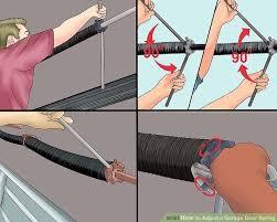 image titled adjust a garage door spring step 21