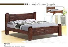 wooden bed furniture design. Living Room Furniture Designs Catalogue Latest Wooden Double Bed Design N