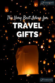 travel gift ideas