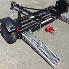 car tow dolly with hydraulic disc brake acme car tow dolly