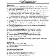 resume sections Drosdo com