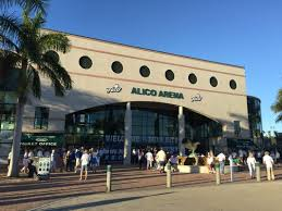 Alico Arena 10501 Fgcu Blvd S Fort Myers Fl Stadiums Arenas