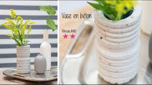 Le vase bton DIY