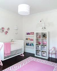 contemporary baby nursery gorgeous pink nursery ideas perfect for your baby  girl hints of pink add . contemporary baby nursery best modern nurseries  ideas ...