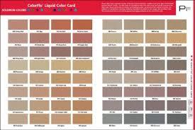 Davis Concrete Color Chart Solomon Liquid Integral Color 2 Loading