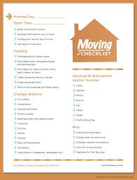 Free Printable} Moving Checklist | Blog | Botanical Paperworks