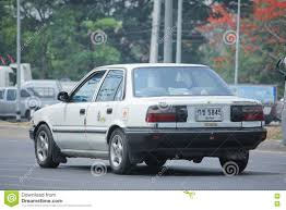 Old Private Car, Toyota Corolla Editorial Photo - Image of modern ...