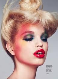 magazine harper s bazaar spain april 2016 le alguien nos mira photographer txema yeste model daphne groeneveld stylist juan cebrian make up victor