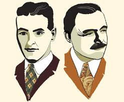 the influence of ernest hemingway and f scott fitzgerald on j d  hemingway and fitzgerald