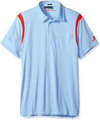 J Lindeberg Mens Dolph Slim Fit Jersey Polo Shirt