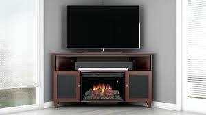 fireplace and tv stand corner electric fireplace stand dark cherry finish corner electric fireplace tv stand