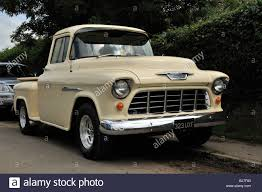 Truck chevy 1955 truck : 1955 Chevy 3100 Stepside Pickup Truck Stock Photo, Royalty Free ...