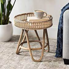 small rattan side table kirklands