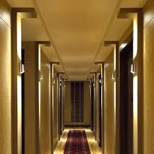 hotel hallway lighting. Bruck Lighting- Eclipse Wall Hotel Hallway Lighting