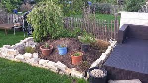 Garten Mit Steine Gestalten Der Garten Wird Vor Allem Vom Element
