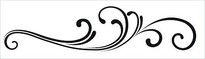 clip art paper dazzling design inspiration scroll clip art fancy co collection corner for wedding invitations
