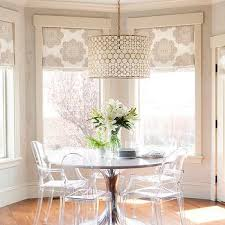 luca dining table view full size chic dining nook features oly studio serena drum chandelier