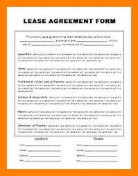 free lease agreement forms to print 11 free lease agreement forms 952 limos