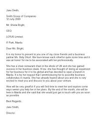 Best Ideas of Letter Introduction Sample For Job Also Format Sample