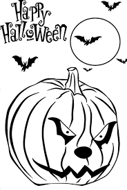 free printable halloween pumpkins coloring pages scary halloween pumpkin coloring pages preschoolers free draw free printable halloween pumpkins coloring pages scary halloween on scary pumpkin stencils free printable