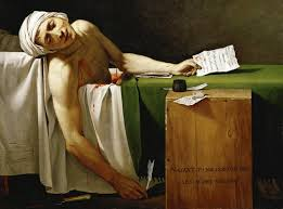 what is there to say when words stop working the of marat