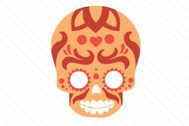 Your files will be available to download once payment is confirmed. Sugar Skull Set Svg Cut File By Creative Fabrica Crafts Creative Fabrica