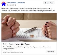 Use These Simple Real Estate Divorce Ads To Land More Listings From