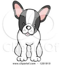 cute french bulldog clipart. Beautiful French Cute Bulldog Puppy Clipart  Panda  Free Images For French