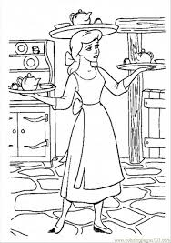 Small Picture Woman Is Cooking Coloring Page Free Gender Coloring Pages