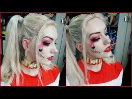 04 14 harley quinn makeup squad daiscosplay
