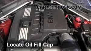 fix hose leaks bmw x bmw x xdrivei l cyl how to add oil bmw x6 2008 2014