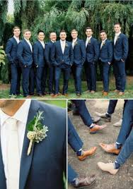 navy suit wedding. Navy suits Pics and thoughts please
