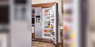 Huge Refrigerator 2017 Eagle Fifth Wheel Jayco Inc